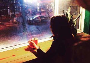 Stt buồn đêm khuya, Stt đêm khuya cô đơn một mình về đêm