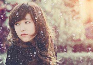 Mê mẩn trước gái xinh gương mặt lạnh lùng đáng yêu