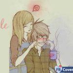 Cover Ảnh Bìa Facebook Cho Cặp Đôi Đang Yêu Dễ Thương & Cute