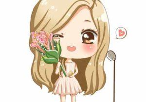 Top 99+ Avatar Chibi Nhân Vật Nữ Cực Dễ Thương & Cute Cho Facebook