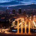 Hình nền đẹp khi thành phố lên đèn full hd sắc nét