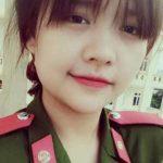 Đốn tim hình ảnh nữ cảnh sát xinh đẹp nhất Việt Nam