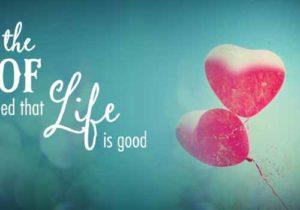 Bộ ảnh bìa facebook ý nghĩa về cuộc sống đẹp nhất