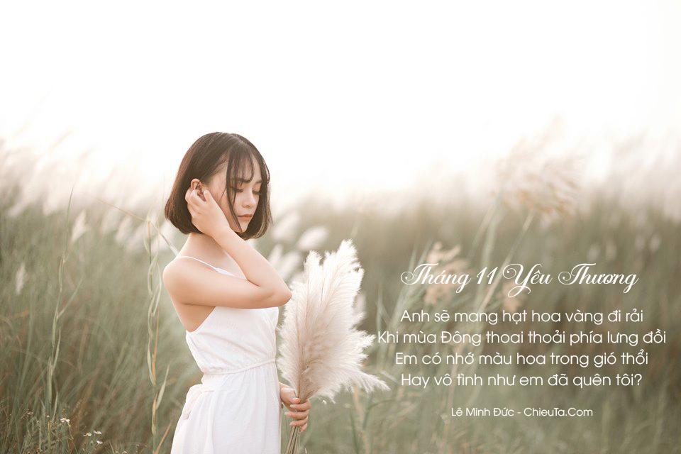 Thơ Tháng 11 - Những Bài Thơ Hay Về Tình Yêu Tháng 11 Trời Trở Lạnh
