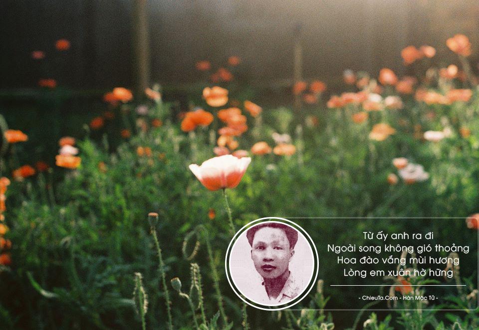 Tập 12 Bài Thơ Tình Buồn Bã & Hay Nhất Của Thi Nhân Hàn Mặc Tử