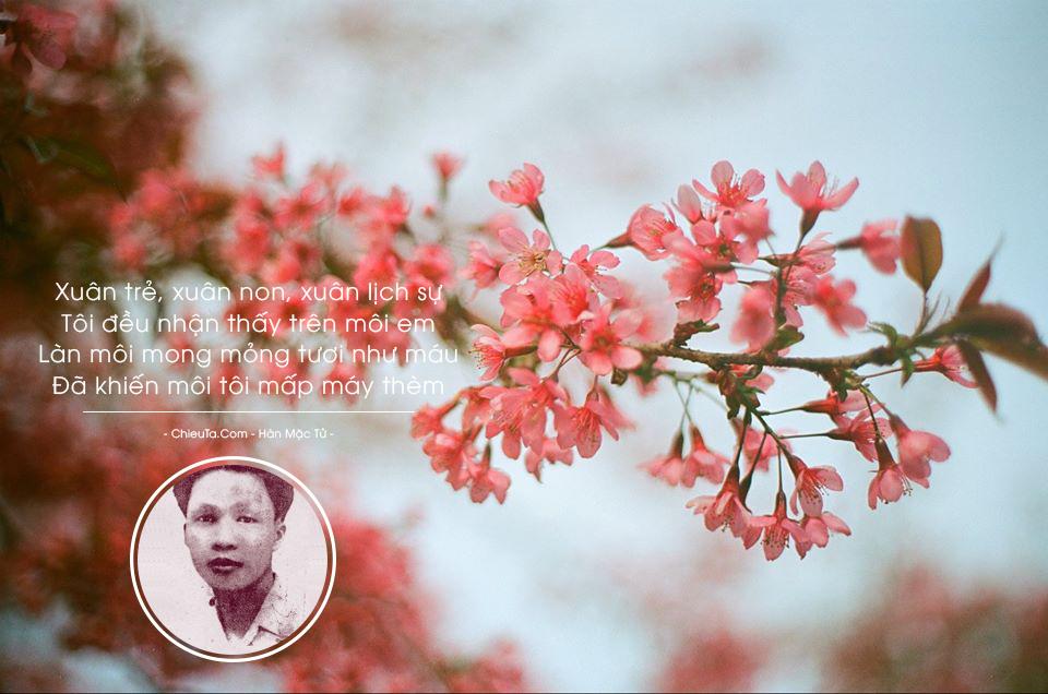 """Tập 15 Bài Thơ Tình Yêu Hay Nhất Của Nhà """"Thơ Điên"""" Hàn Mặc Tử"""
